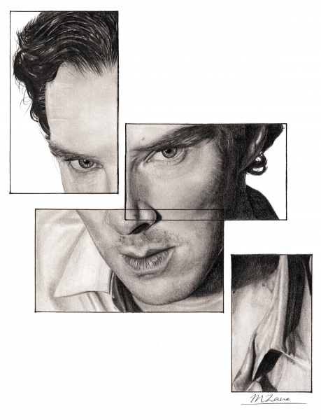 Pieces - Benedict Cumberbatch