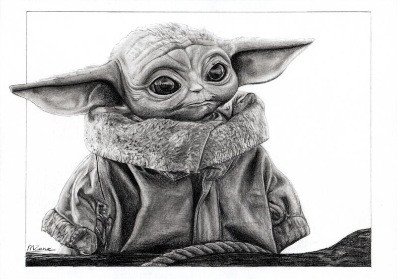 Grogu, Baby Yoda